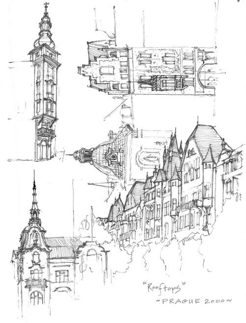 Sketchbook_Prague