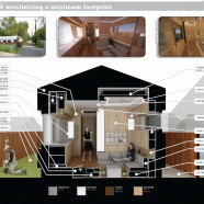 Award: Best in Class Garage Suite—Edmonton Infill Design Competition